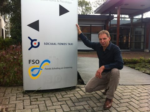 Peer Vos, Sociaal Fonds Taxi, arbo-coach, SFT