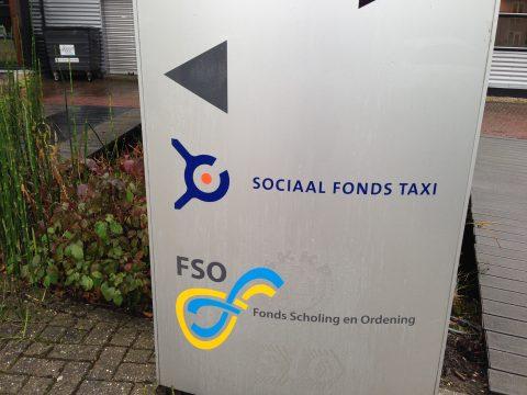 Sociaal Fonds Taxi, kantoor, SFT