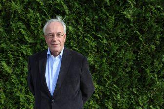 Jan Zaaijer, voorzitter KNV Taxi