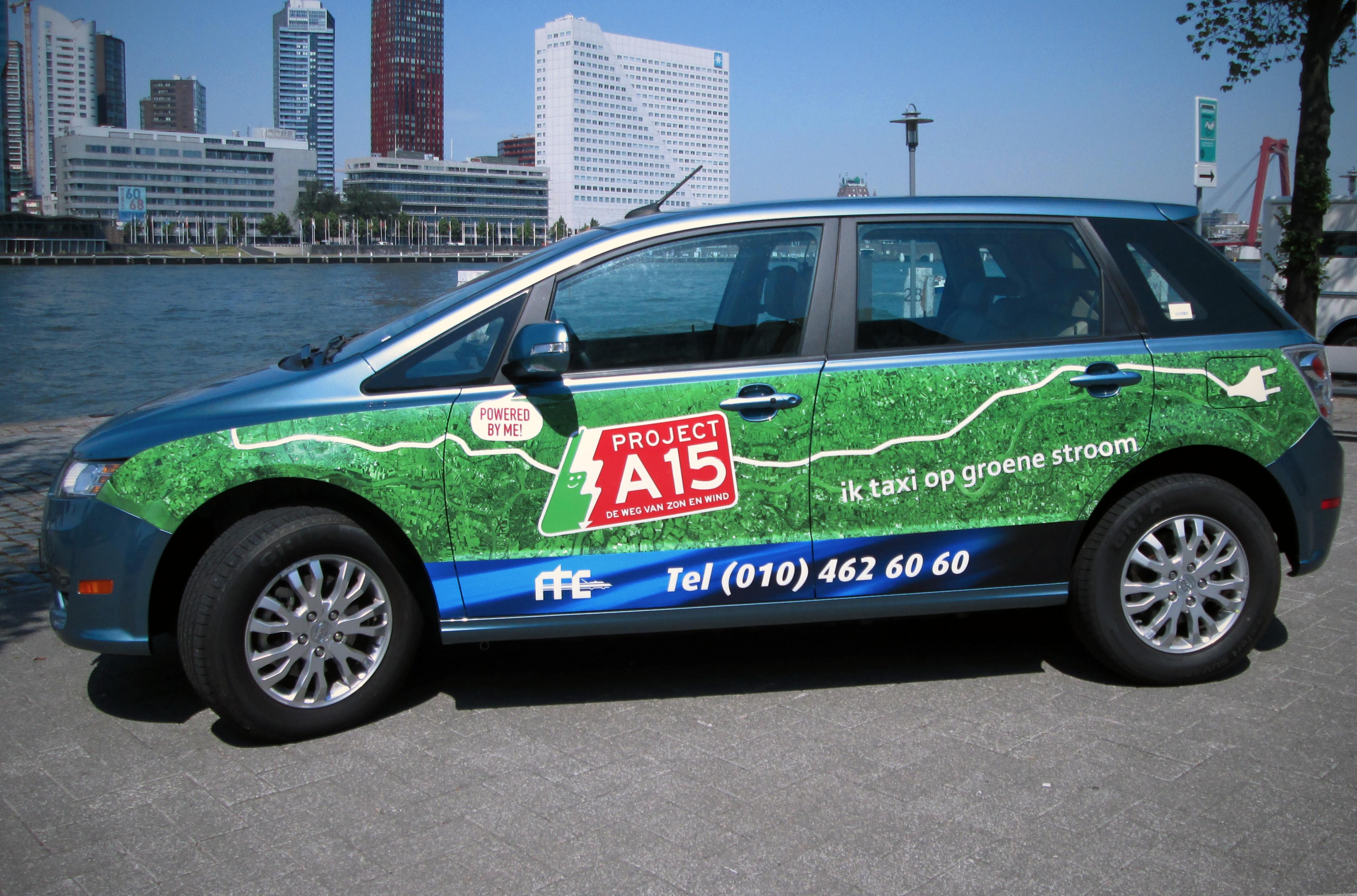 Rtc Start Met Elektrische Taxi S Byd En Tesla Model S Taxipro