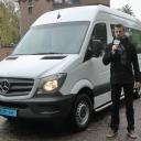 Mercedes-Benz, Sprinter, Combi, Euro VI, rolstoelbus, taxibus, Tribus, Bart Pals, TaxiPro