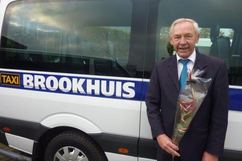 taxichauffeur, Bram van Doorn, Brookhuis