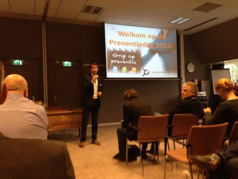 Henk van Gelderen, PreventieDag SFT, Sociaal Fonds Taxi, directeur