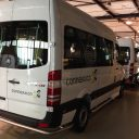 Connexxion, rolstoelbus, Tribus, Mercedes-Benz Sprinter, taxi