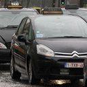 taxi, belgie