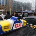 taxi, brussel, belgie