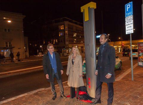 taxizuil, amsterdam, taxistandplaats, tto, Eric Wiebes