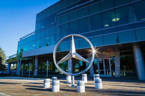 New Mercedes-Benz Research & Development North America, Inc.