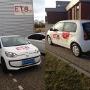 Volkswagen UP, taxi, leerlingenvervoer, ETS Taxi, Zaandam