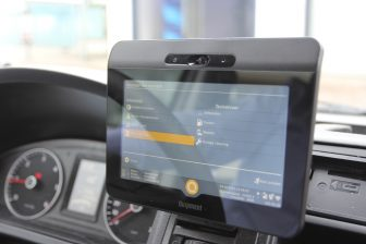 BCT, Boordcomputer Taxi, Quipment