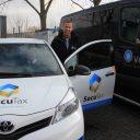 Jac Vos, Secutax, taxibedrijf, beveiligingsbedrijf