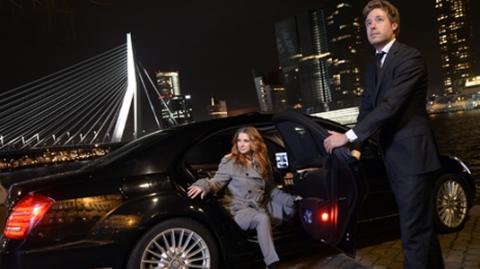 Uber Rotterdam, Marlies Dekkers, taxi