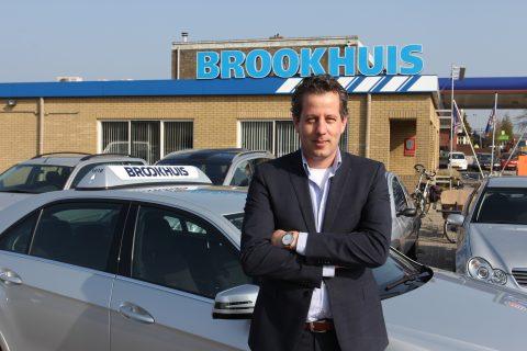Hans Landman, Brookhuis, operationeel manager, taxibedrijf, taxi
