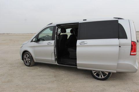 Mercedes-Benz, V-Klasse, taxivervoer
