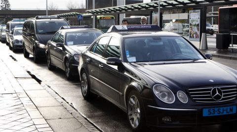 schipholtaxi, taxi, vliegveld, luchthaven, taxi
