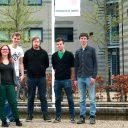 studenten, Twente, universiteit, projectgroep