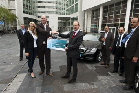 TTO, Den Haag, taxivergunning, taxi, taxibedrijf, Van der Wijst Taxicentrale Haaglanden