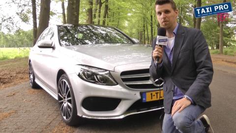 Bart Pals, TaxiPro.nl, Mercedes-Benz, taxi, C-Klasse, 220 BlueTec