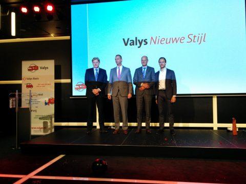kickoff, valys, Martijn van Rijn, VWS, René van der Veer, Transivision