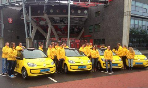 Smartcab, taxi, taxiproject, werkloze jongeren