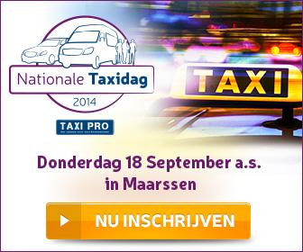 Rectange, NTD, Nationale Taxidag, Congres Contractvervoer, 2014