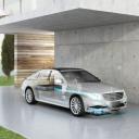 draadloos opladen, Mercedes-Benz