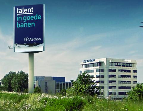 Aethon, hoofdkantoor, Rijswijk, taxipersoneel, uitzendbureau, detacheerder
