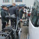 connexxion, ebike, elektrische fiets, taxi, taxichauffeur, leerlingenvervoer