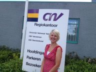Mirjam Pieters, CNV Vakmensen, vakbond