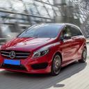 Mercedes-Benz, nieuwe-B-klasse
