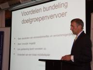 Wim Brouwer, DVG, Congres Contractvervoer, 2014