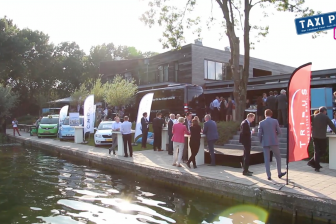 Nationale Taxidag, 2014, sfeerimpressie, video