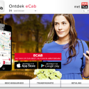 eCab, taxi-app