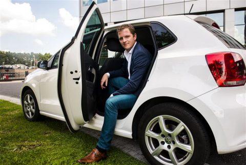 Uber, UberPop, Niek van Leeuwen, directeur