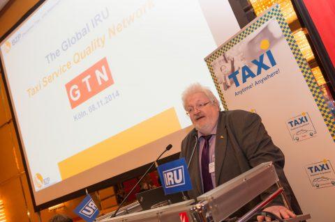 Michael Müller, BZP, GTN, Global Taxi Netwerk, IRU, taxi-app, bestel-app, taxi, taxibranche