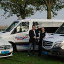 Patrick van der Heijden, Regiotaxi, Jack Vos, Vos Taxi en Touringcar