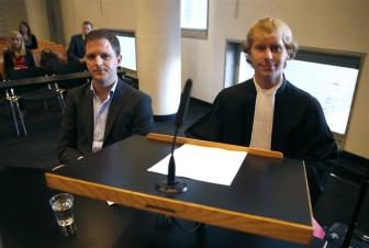 Uber, directeur, Niek van Leeuwen, advocaat, rechtszaak, rechter, rechtszaal, snorder