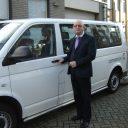 John Plaggenborg, taxichauffeur, Aethon, Connexxion, taxi, taxibus