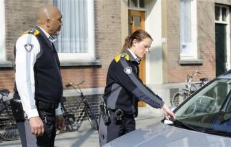 stadswacht, parkeerboete
