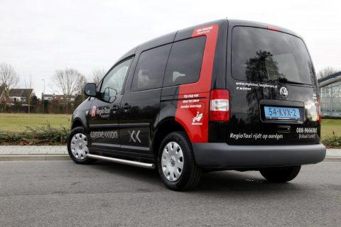 Connexxion Taxi Services Regiotaxi Haaglanden VW Caddy