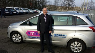 Bert Jakobs, VMNN, directeur, taxi, personenvervoer