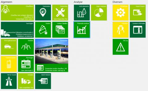 BP FleetExpert, software, fleetmanagement, programma, wagenparkbeheer