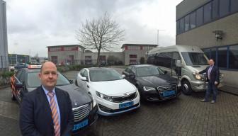 Bas Serné, Verhoef Service Company, taxibedrijf, directeur, taxi, Mijn-Taxi, DriveUgo, directievervoer
