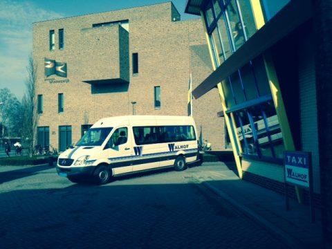 Taxi Walhof, taxibus, rolstoelbus, taxibedrijf, Winterswijk