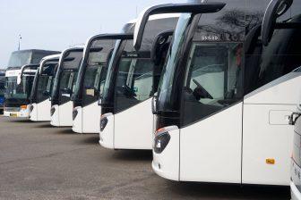 Besseling Vervoert, TESLA, touringcars