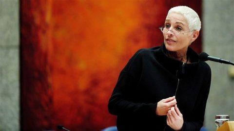 Wilma Mansveld, staatssecretaris, Infrastructuur en Milieu