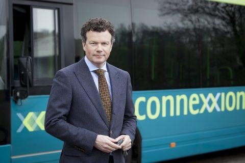 Bart Schmeink, algemeen directeur, Connexxion