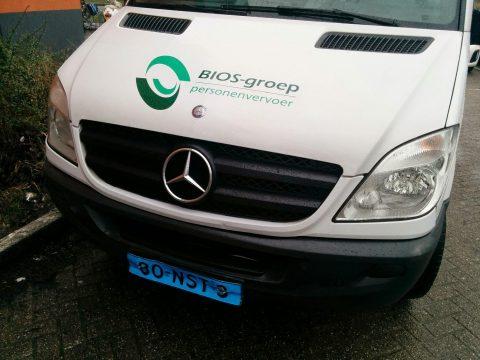 BIOS-Groep, taxi, taxibedrijf, taxibus