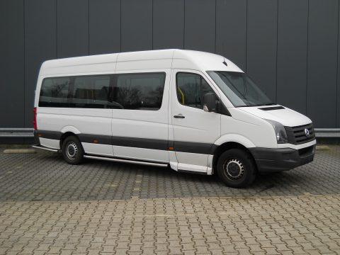 taxileasing, rolstoelbus, Mercedes-Benz Sprinter, taxibus, taxi