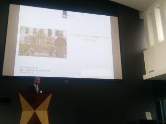 Dennis Robben, Categoriemanager Vervoer, Rijksoverheid, aanbesteding, inkoop